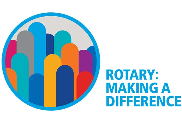 Rotary: Be a gift to the world.